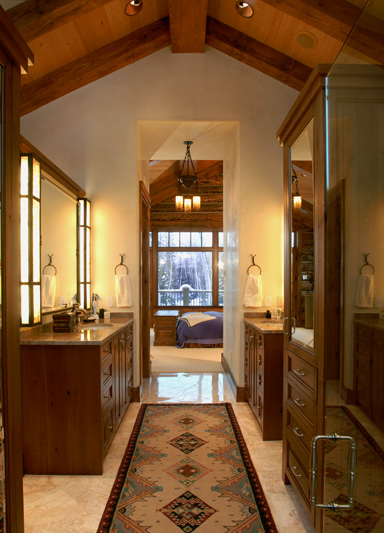 Sky-bathroom